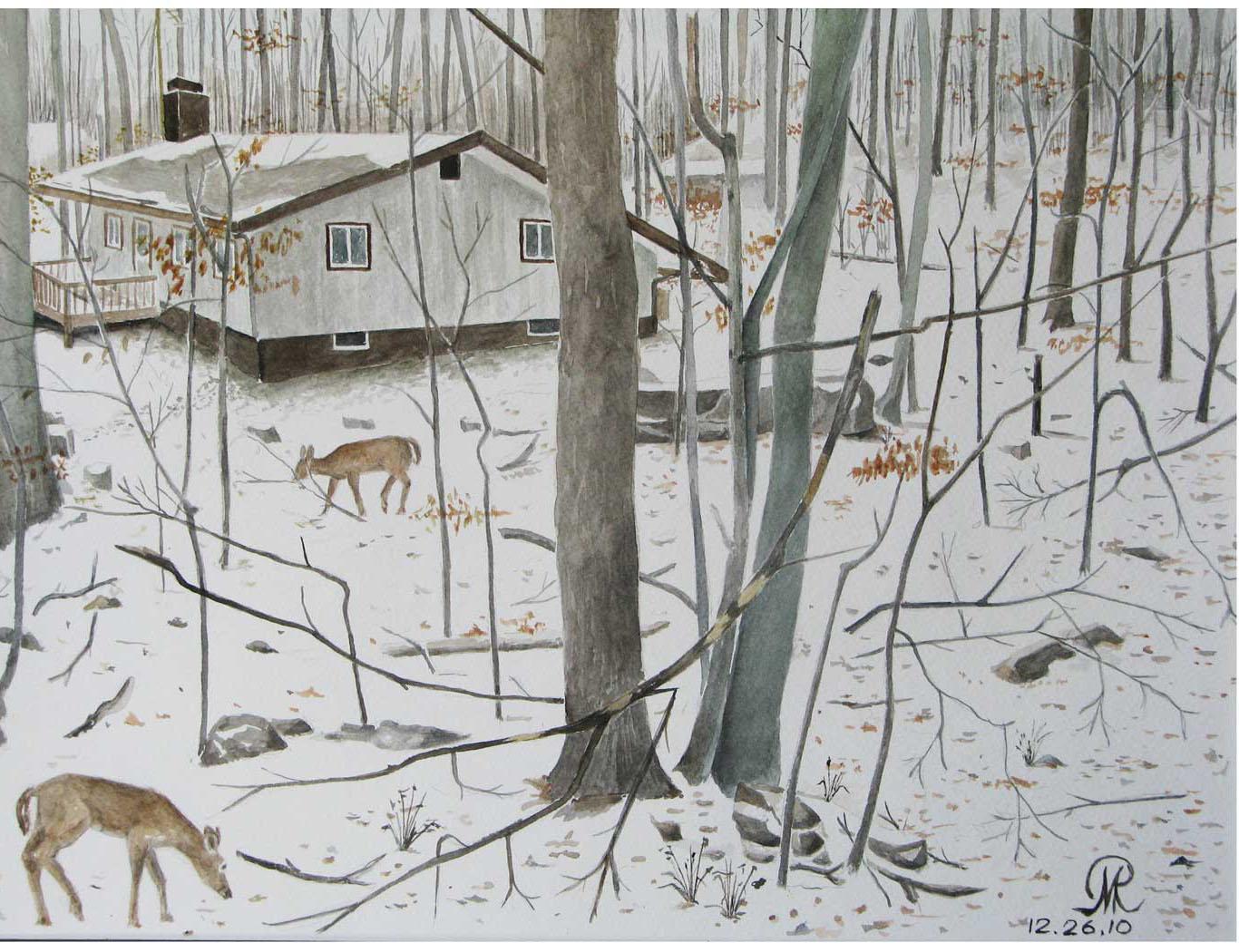 Pocono,-Deer-2