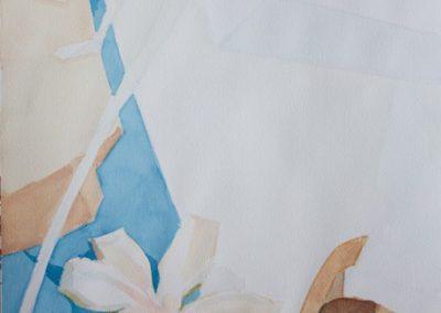 "untitled14""x20"", 36x51cm2015"